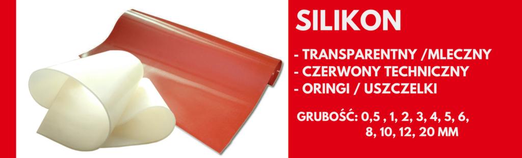 Mata silikonowa w rolce - wyroby silikonowe